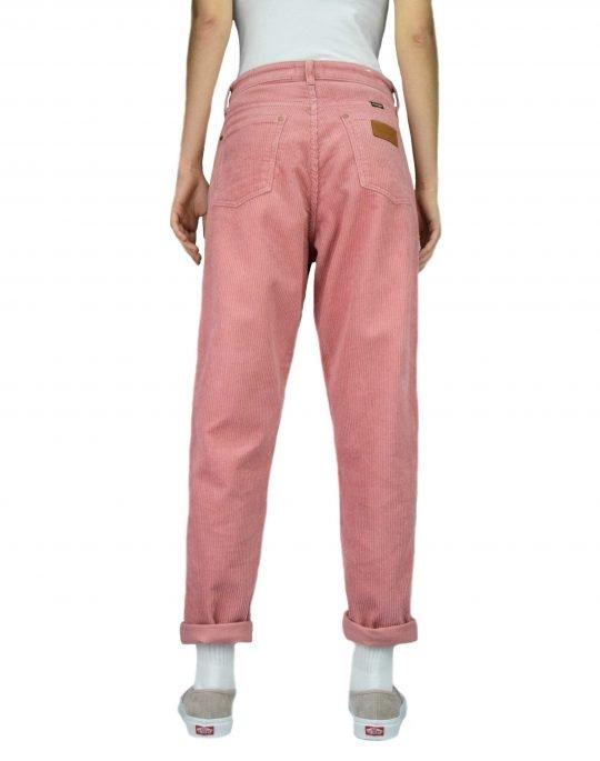 Wrangler Mom Jeans (W246UPP06) Brand Apricot