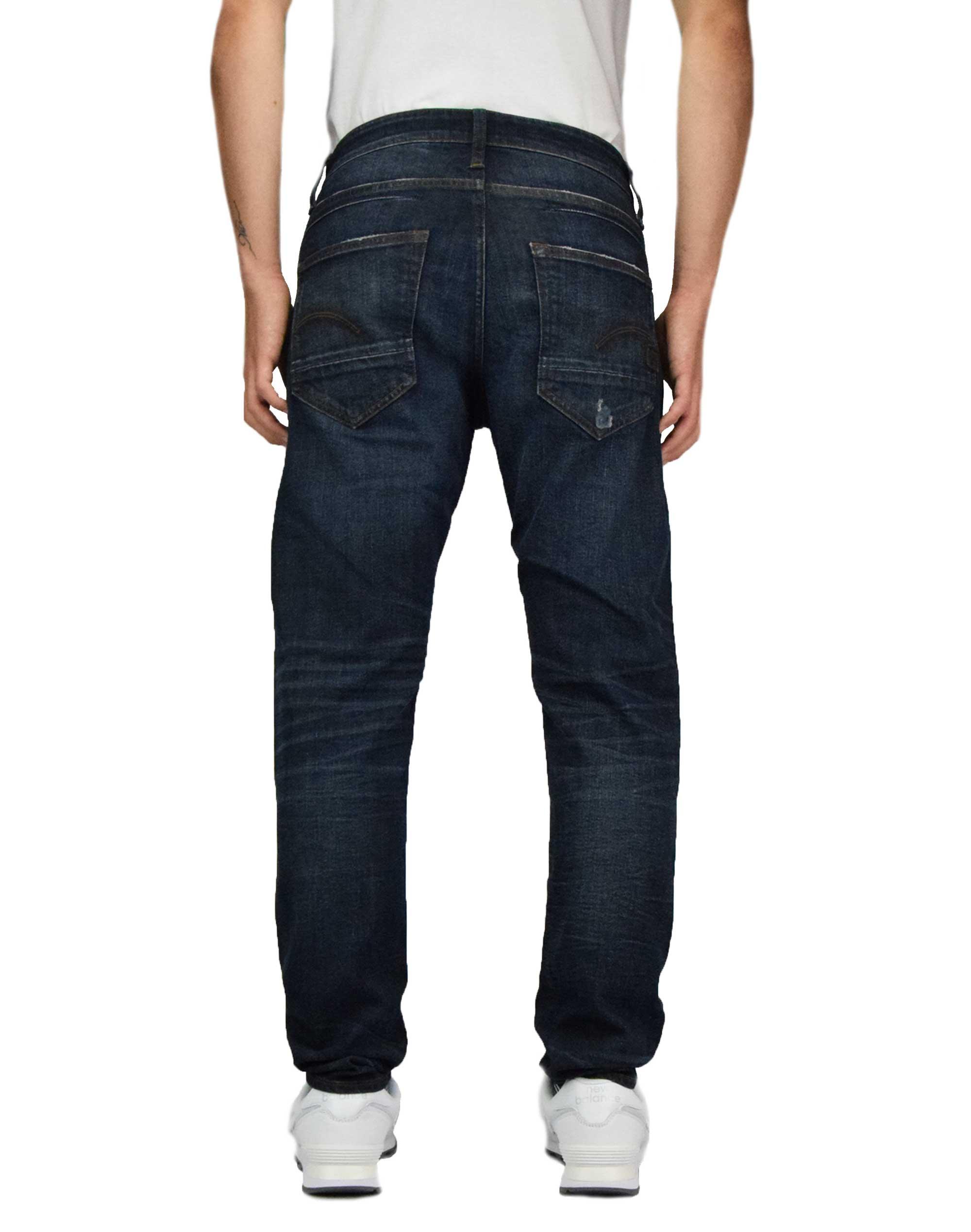 G-Star Raw D-Staq 5 Pocket Slim (D06761-B767-A943) Antic Nile