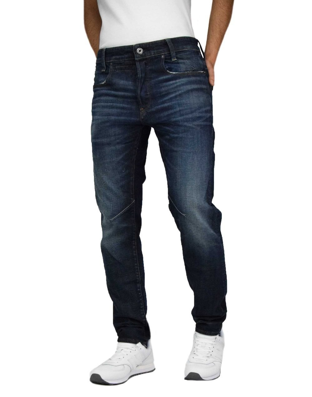 G-Star Raw D-Staq 5 Pocket Slim (D06761-B767-A943) Antic Nile
