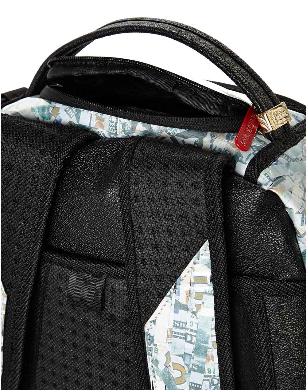 Sprayground Shredded Money Backpack (B2771)