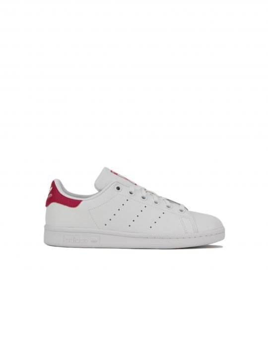 Adidas Stan Smith J (B32703) White/Pink