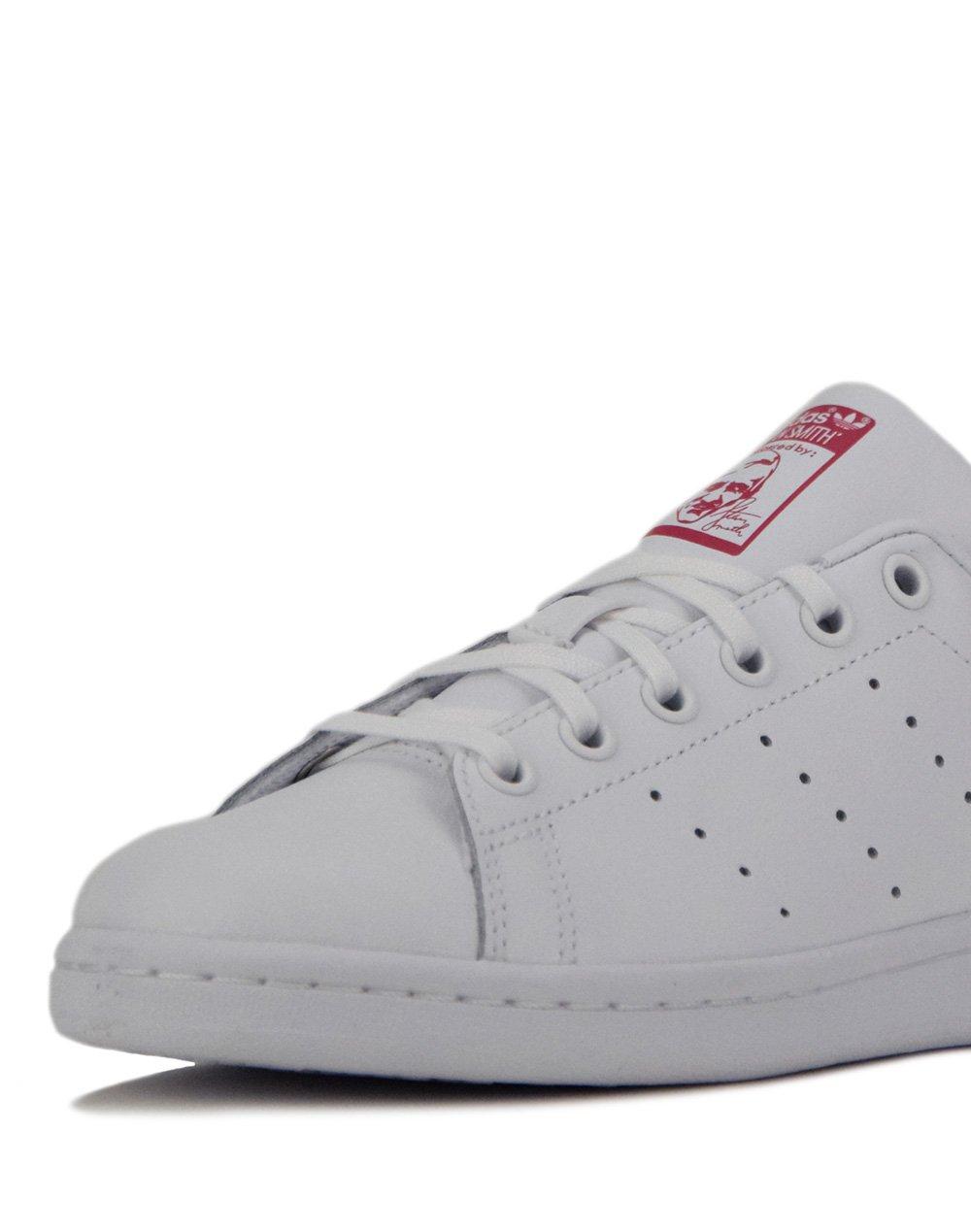 Adidas Stan Smith J (B32703) White/Pink
