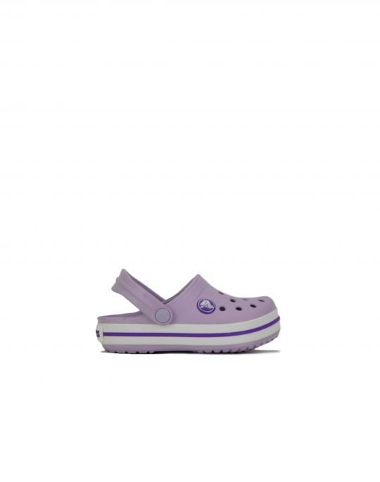 Crocs Crocband Clog Kids (204537-5P8) Lavender/Neon Purple