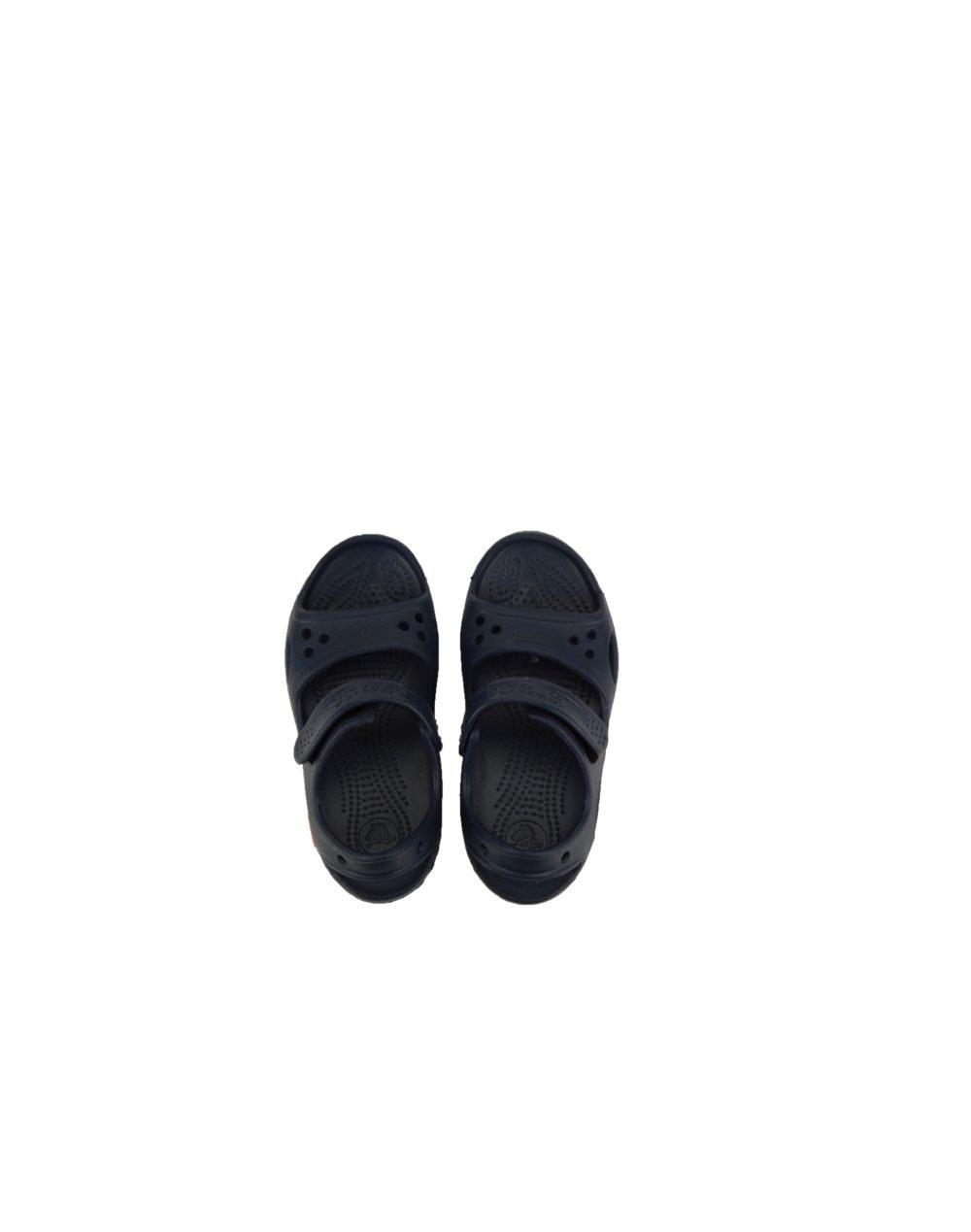 Crocs Crocband II Sandal Kids (14854-462) Navy/White