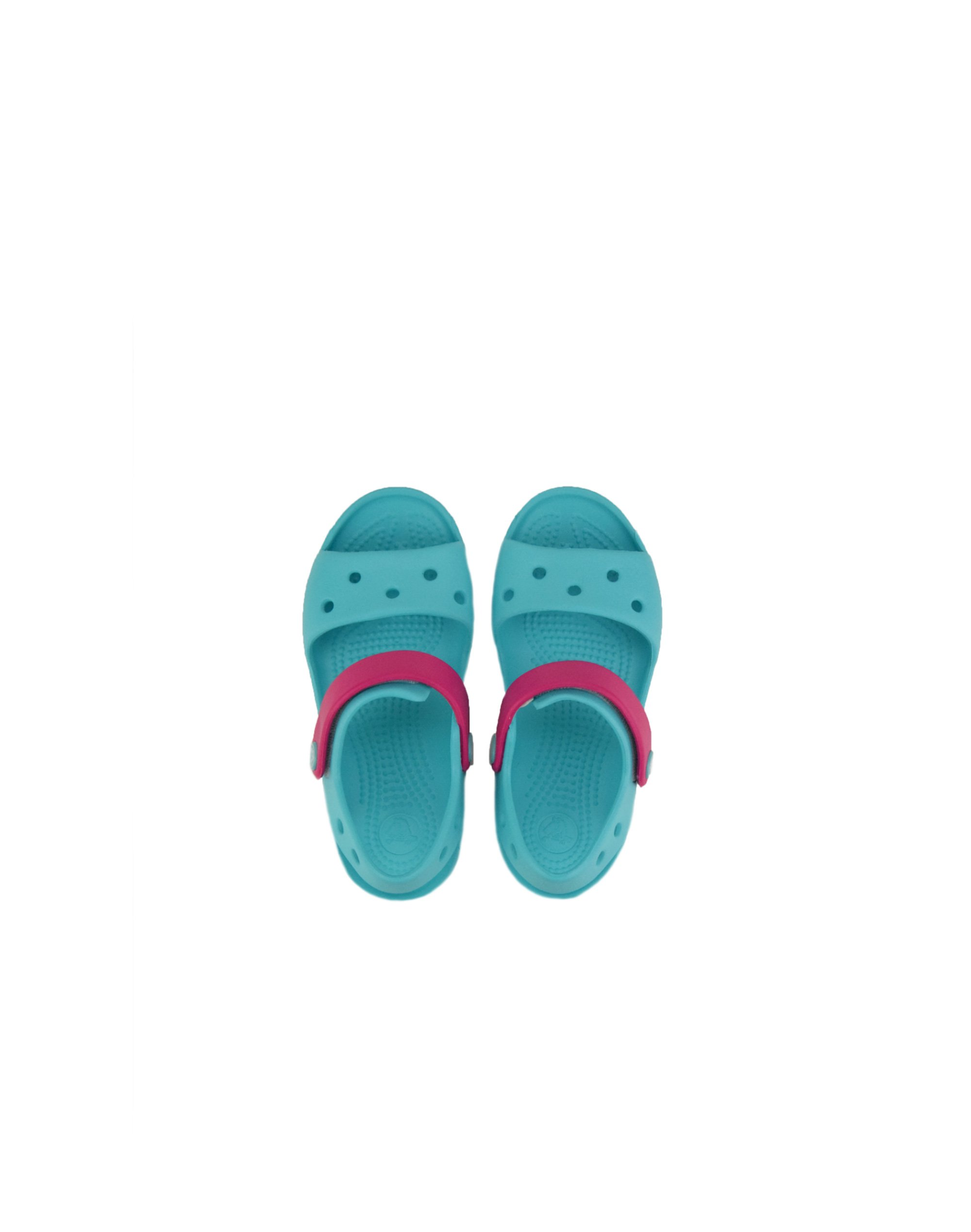 Crocs Crocband Sandal Kids (12856-4FV) Pool/Candy Pink