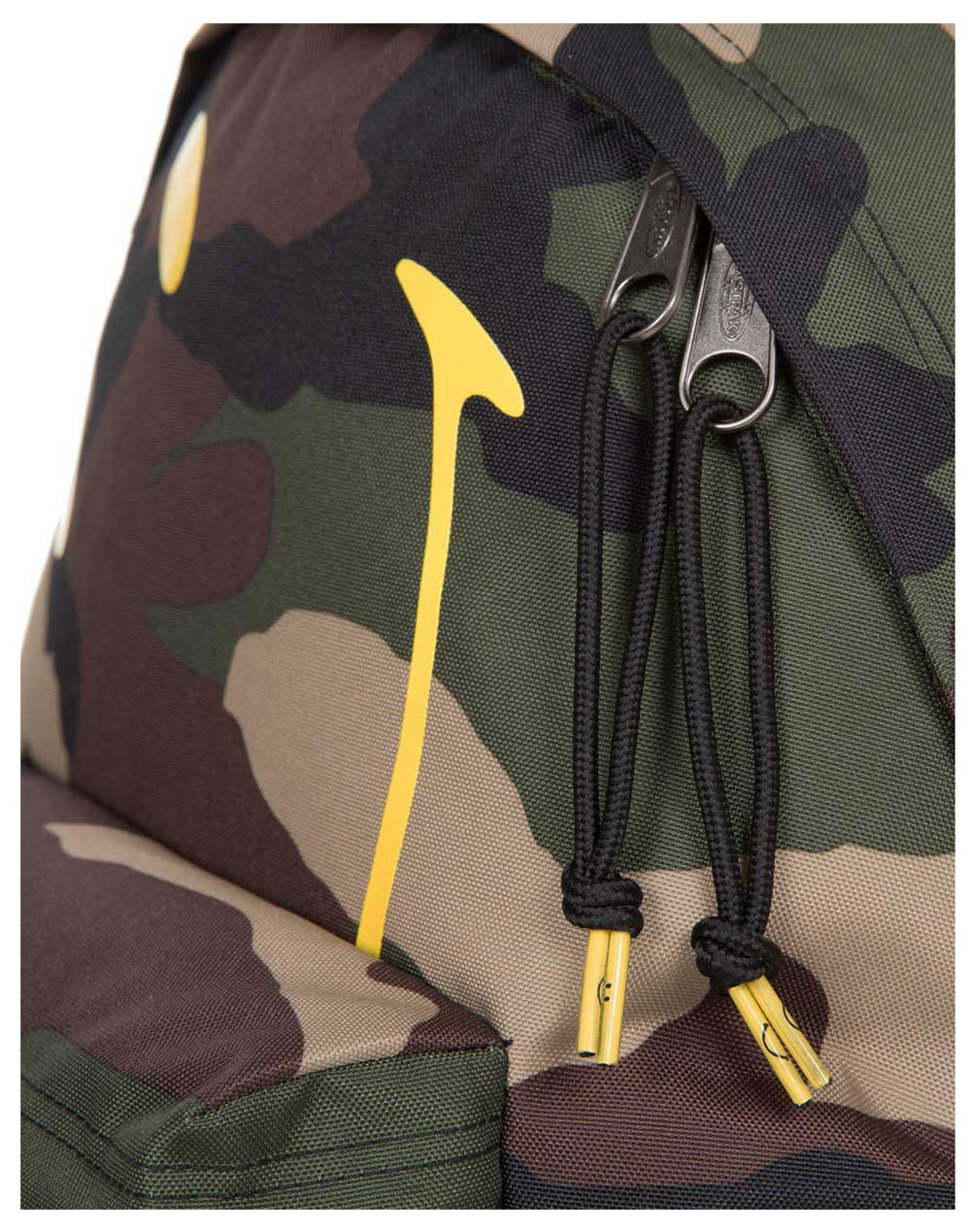 Eastpak Padded Pak'R Backpack 24L (EK620 A93) Smiley Camo