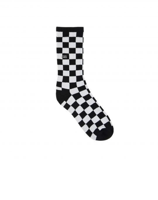 Vans Checkerboard II Crew (VN0A3H3NHU01) Black/White