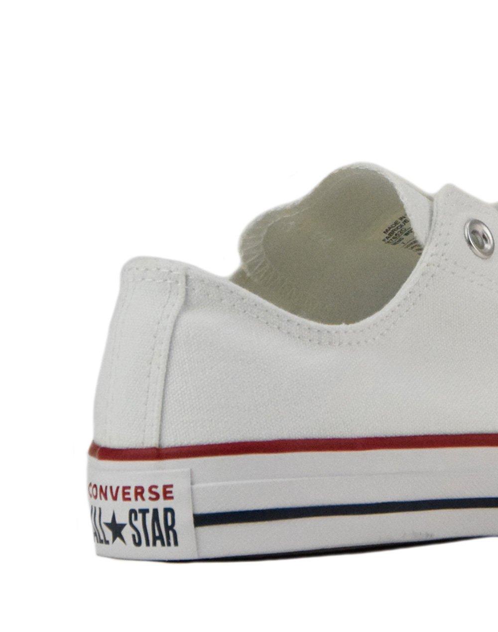 Converse Chuck Taylor All Star OX (M7652) Optical White
