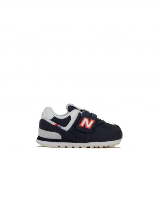 New Balance IV574SOP Navy/White