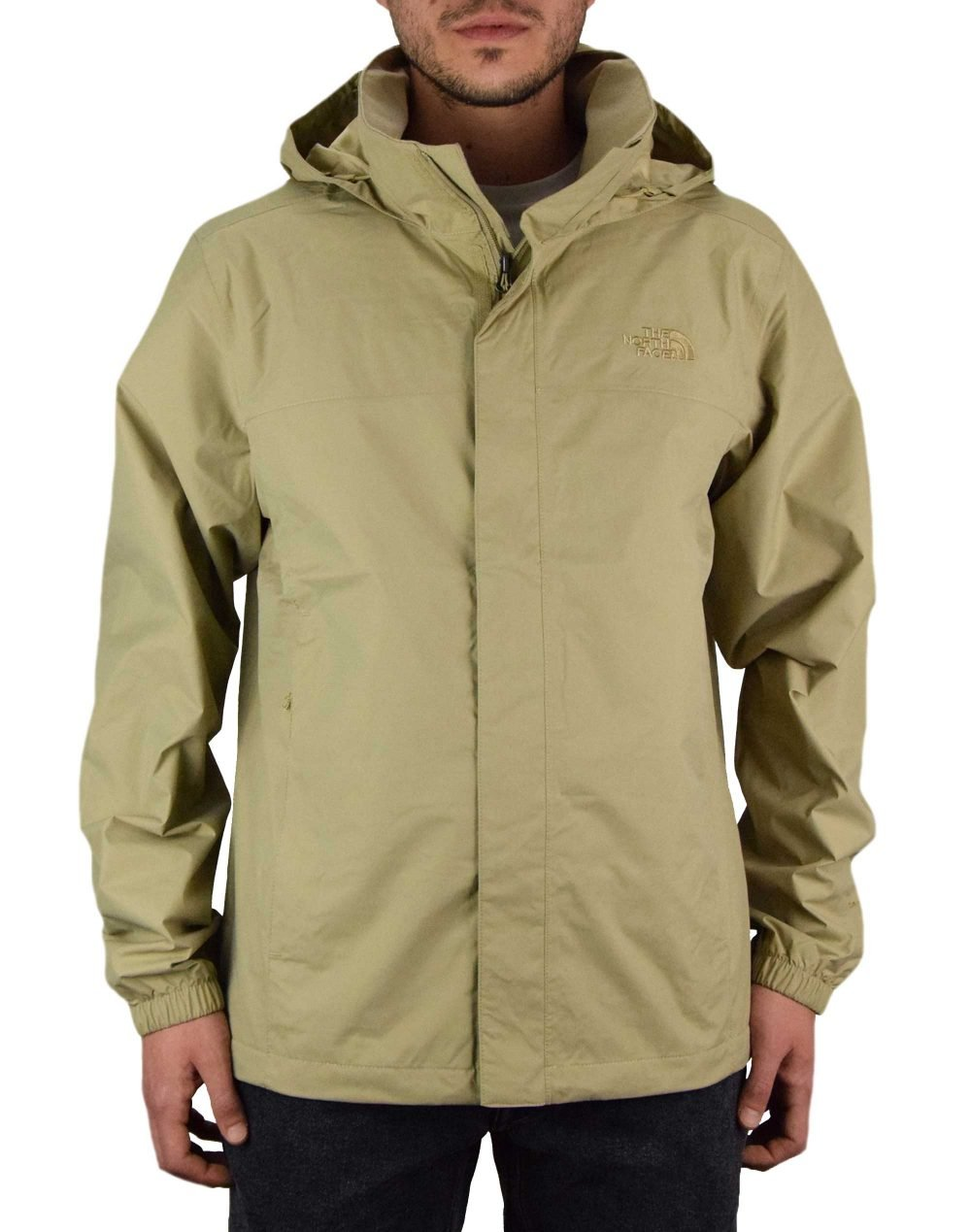 The North Face Resolve 2 Jacket (NF0A2VD5ZDL1) Twill Beige