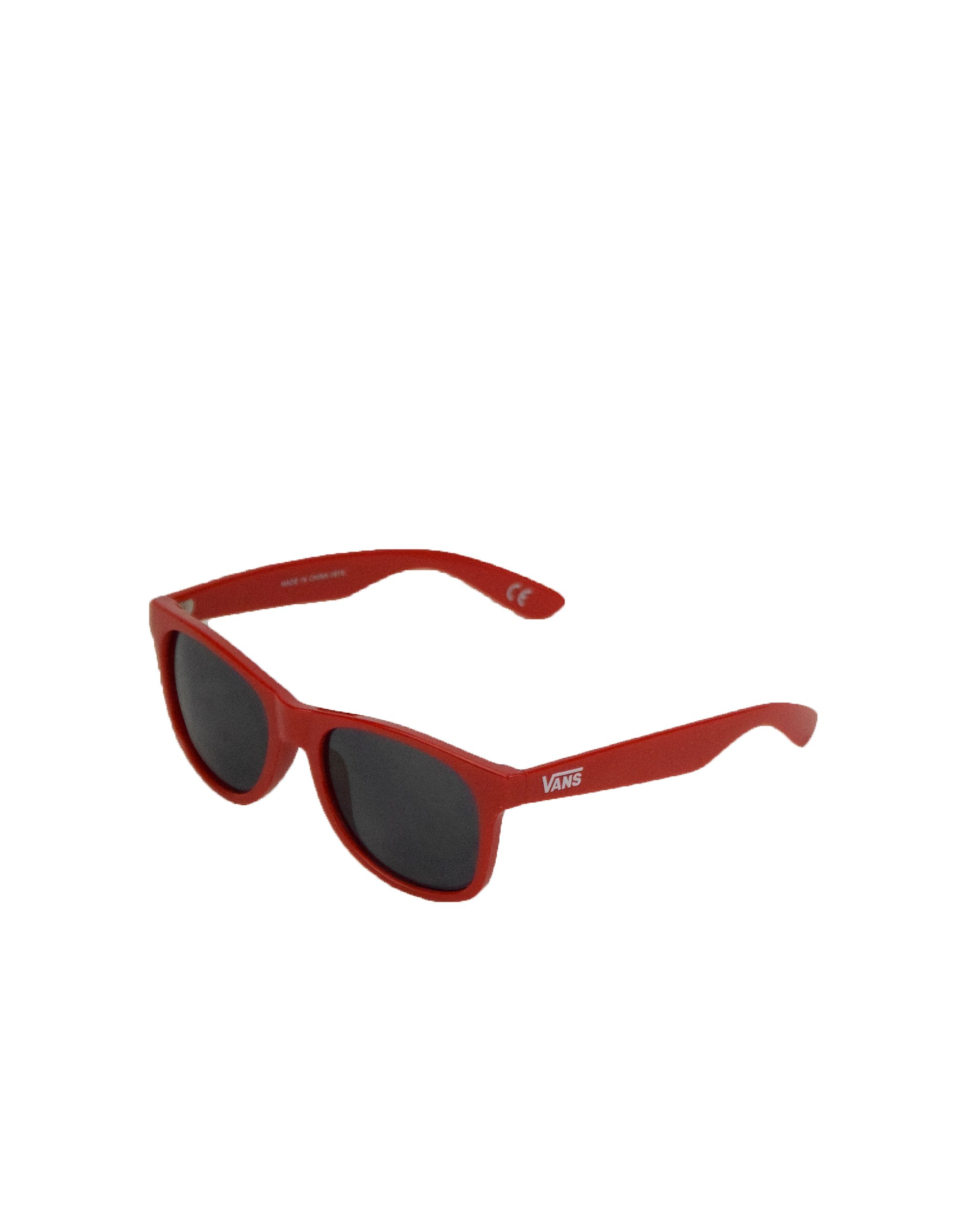 Vans Spicoli 4 Shades Sunglasses (VN000LC0IZQ1) Racing Red