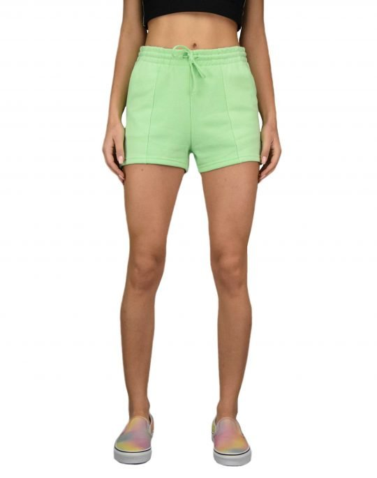 Vans Strait Out Short (VN0A4DPS4SG1) Green Ash