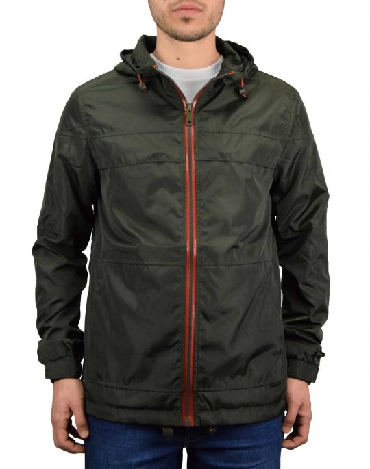 Biston Mens Ultra Light Jacket (43-201-005) Green