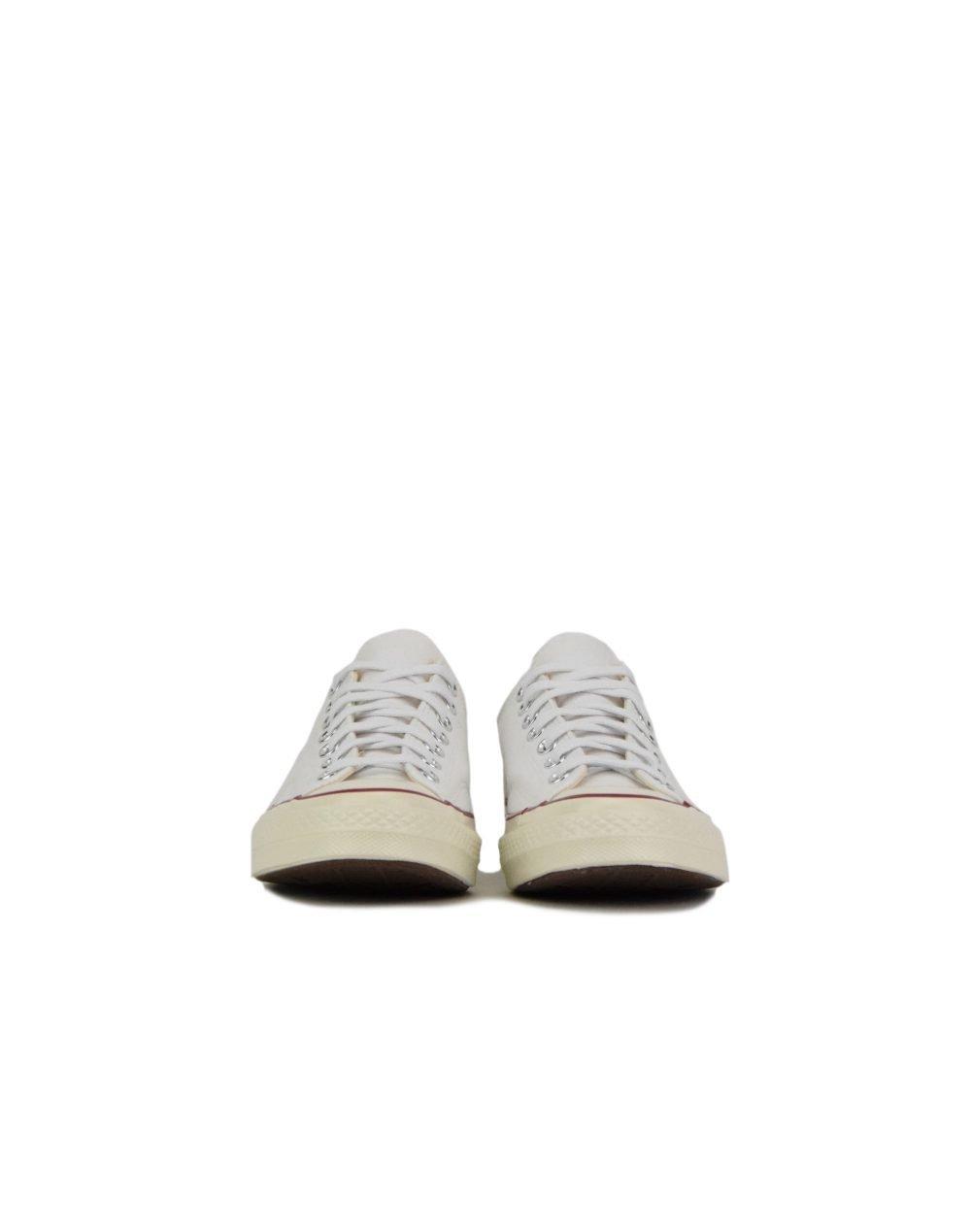 Converse Chuck 70 OX (162065) White/Garnet