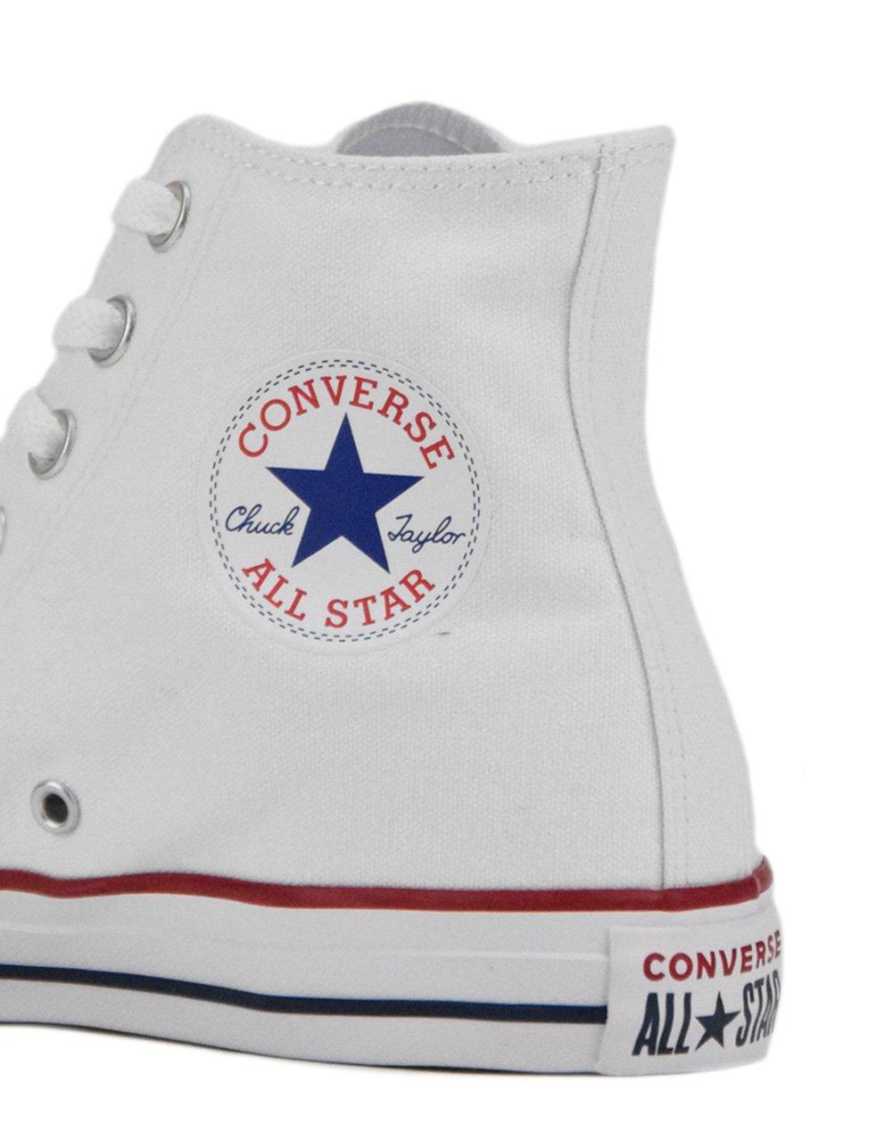 Converse Chuck Taylor All Star Hi (M7650) Optical White