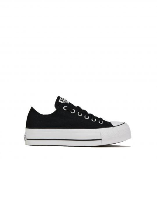 Converse Chuck Taylor All Star Lift Platform (560250) Black/White