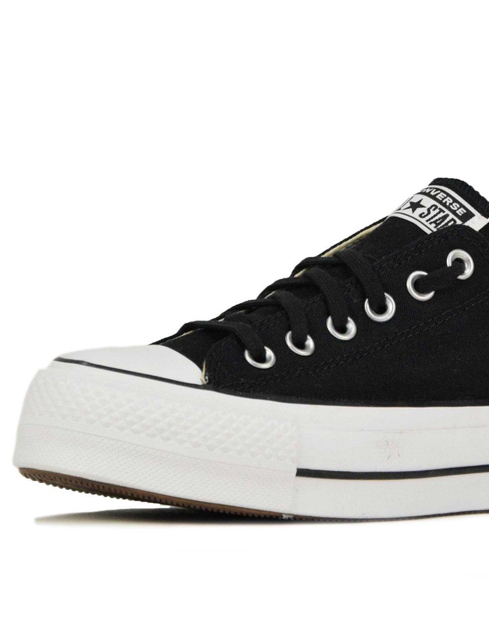 Converse Chuck Taylor All Star Lift Platform (560250) Black/White
