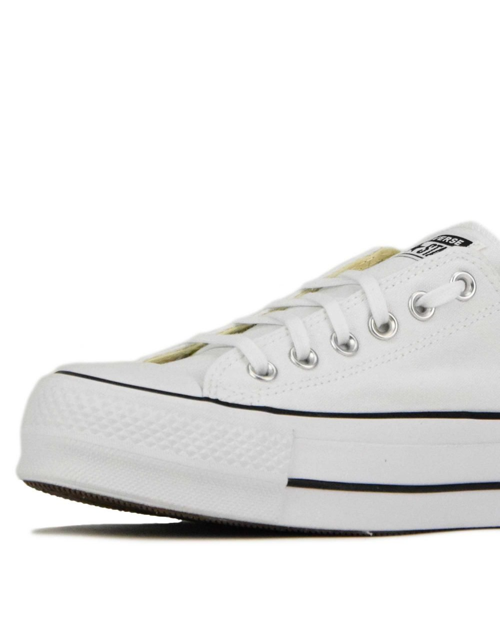 Converse Chuck Taylor All Star Lift Platform (560251) White/Black