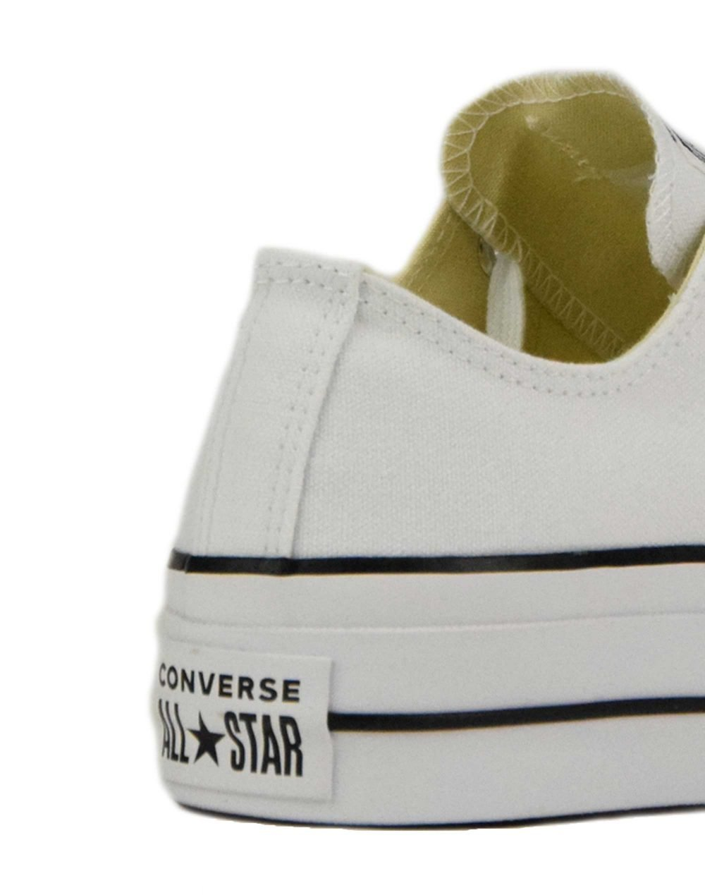 Converse Chuck Taylor All Star Lift Platform (560251) White/Black