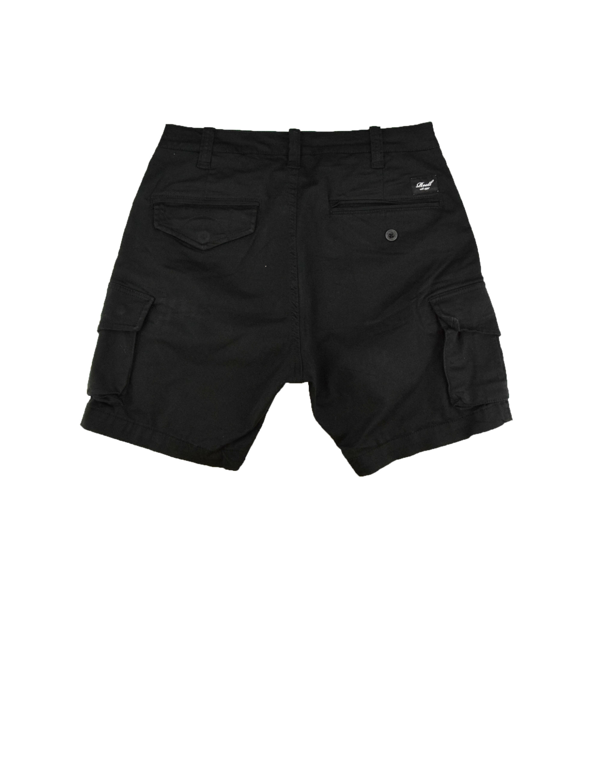 Reell City Cargo Short Black