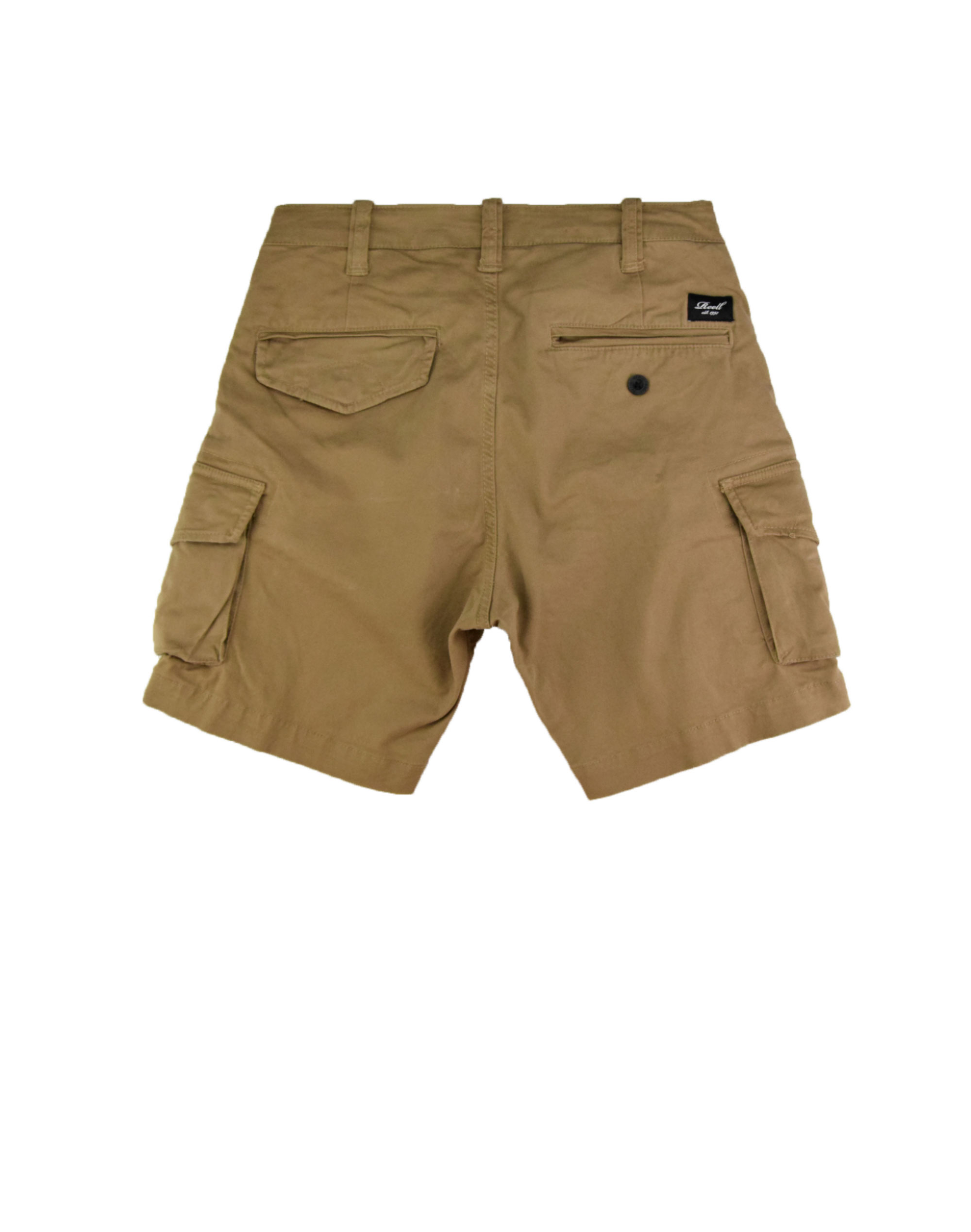 Reell City Cargo Short Dark Sand