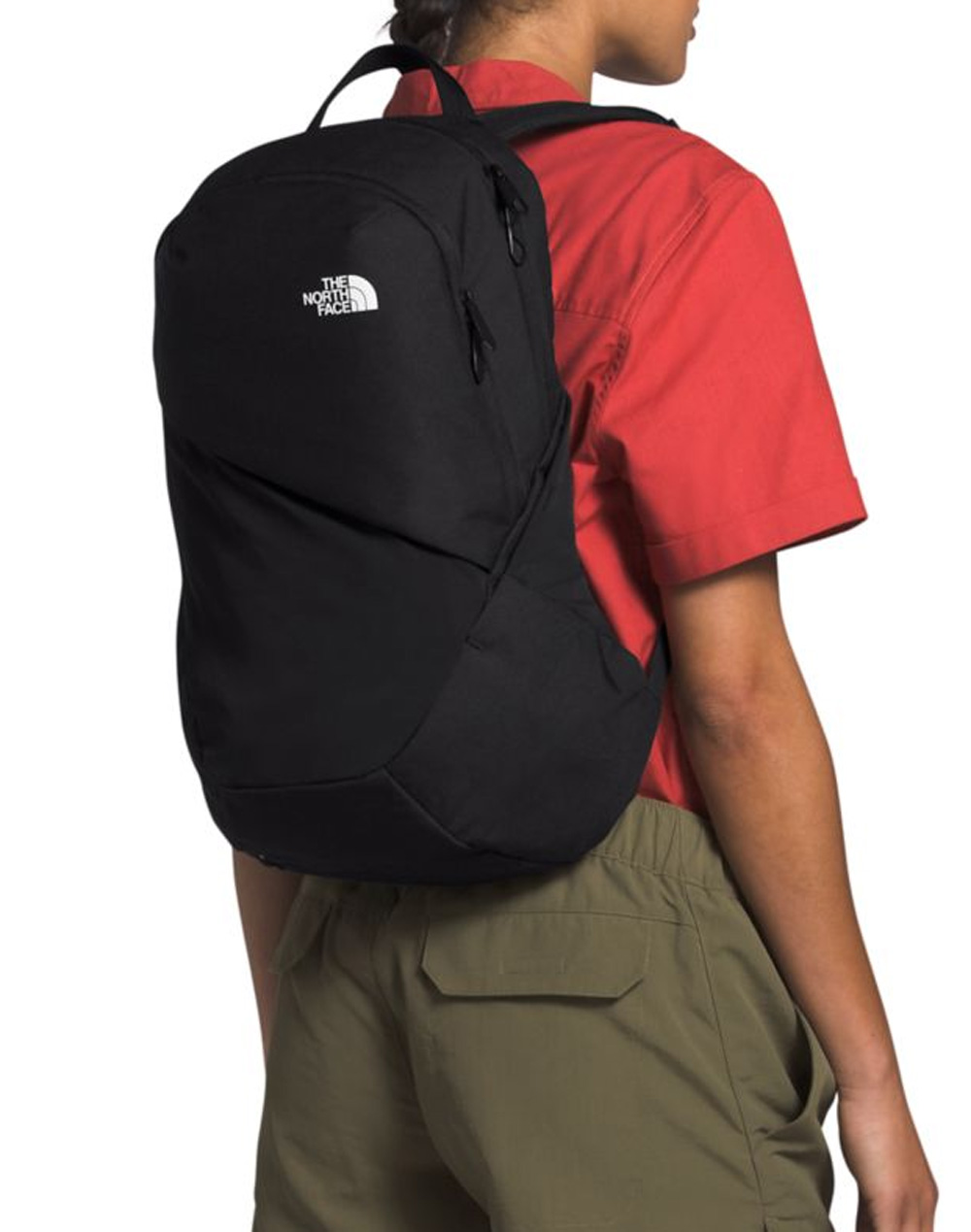 The North Face Isabella 17L (NF0A3KY9YJW1) Black Heather/White