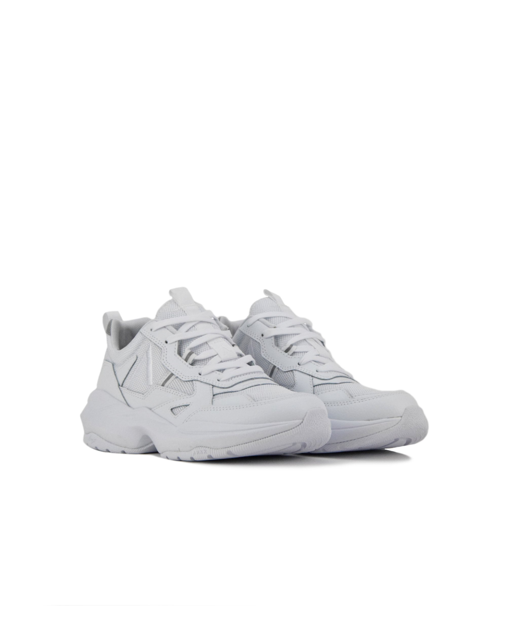 Arkk Copenhagen Quantum Leather T-G9 (CR5300-0010) Triple White