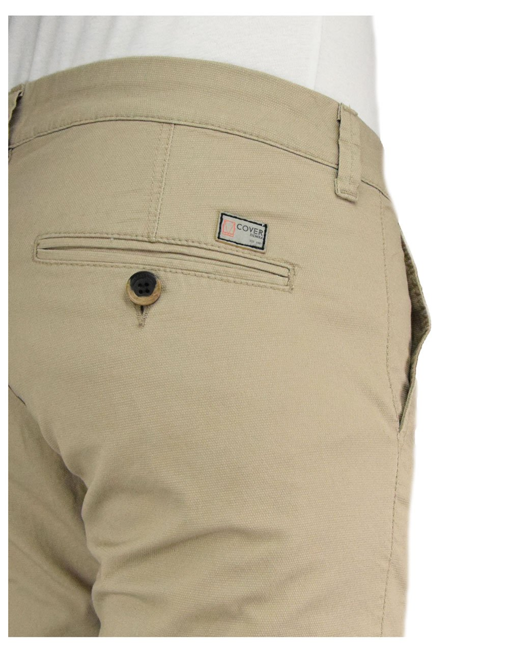 Cover Chilly Skinny (M0073) Beige