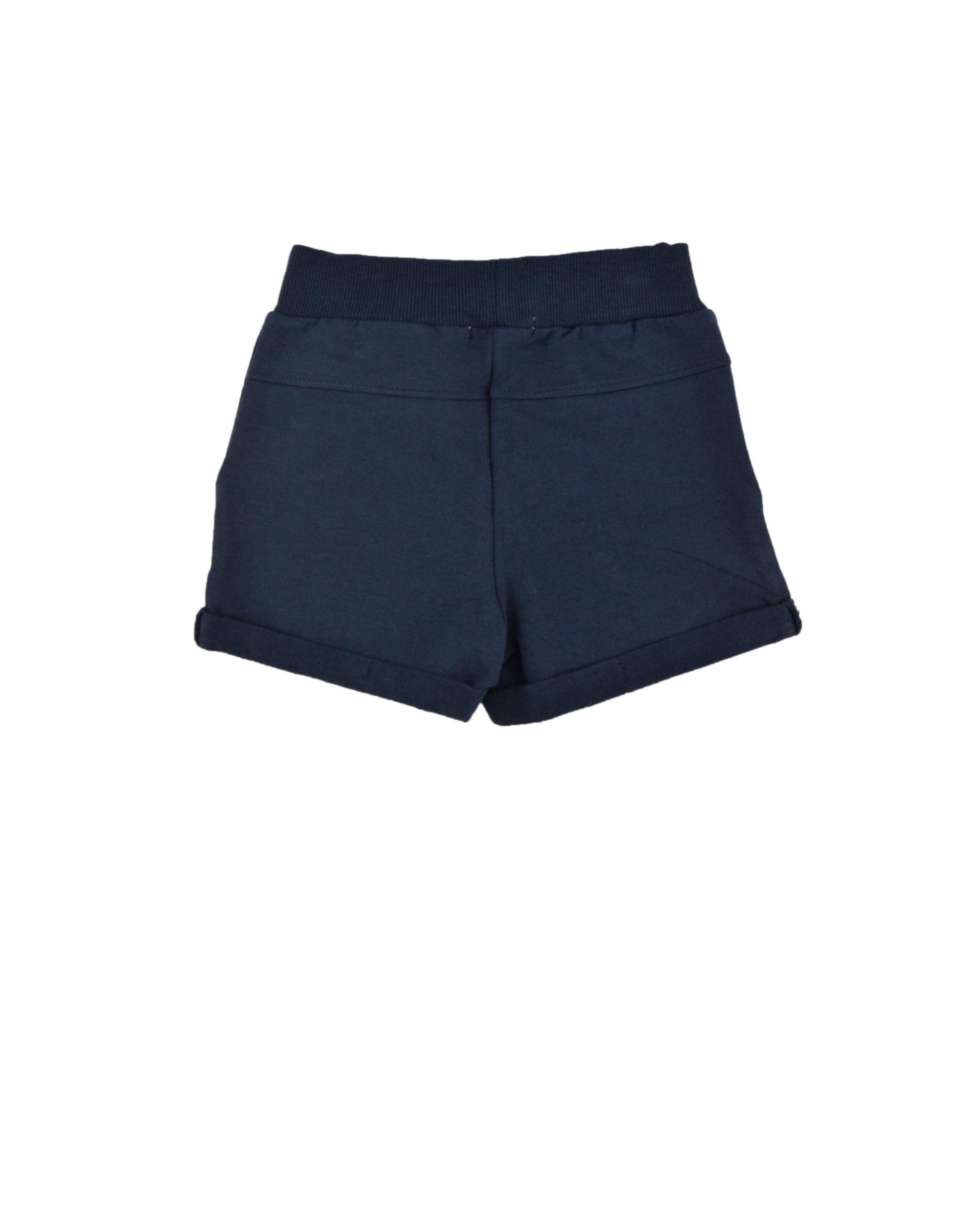 Name It Volta Sweet Shorts (13161636) Dark Sapphire
