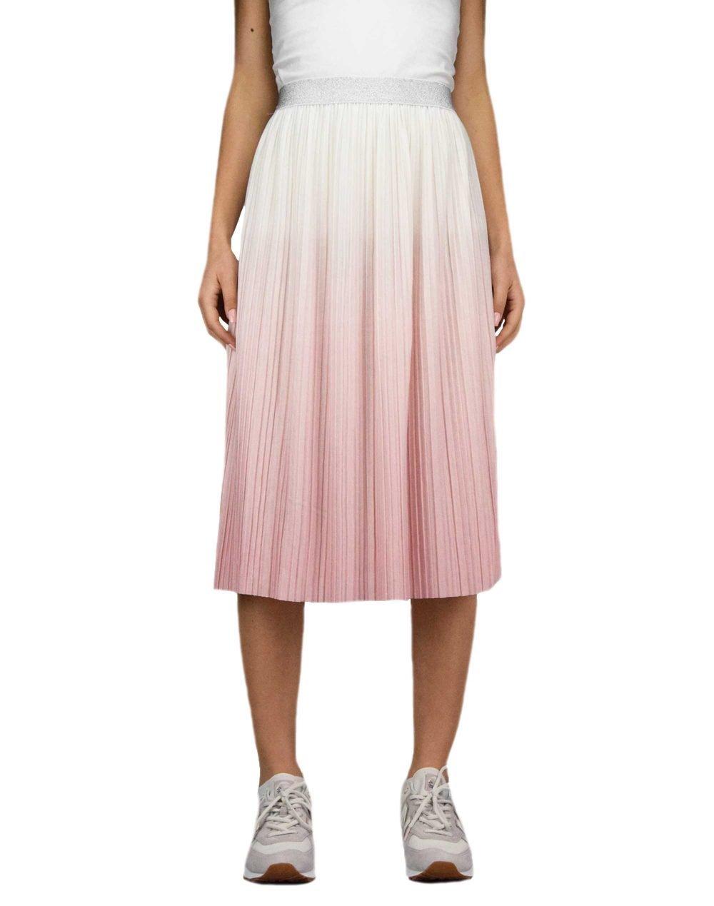 Only Dippy Skirt (15199748) Cloud Dancer/Rose