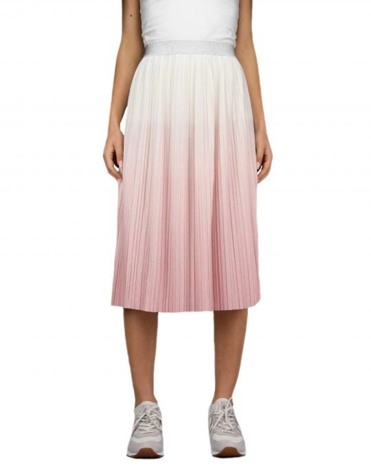 Only Dippy Skirt (15199748) Cloud Dancer/Rose