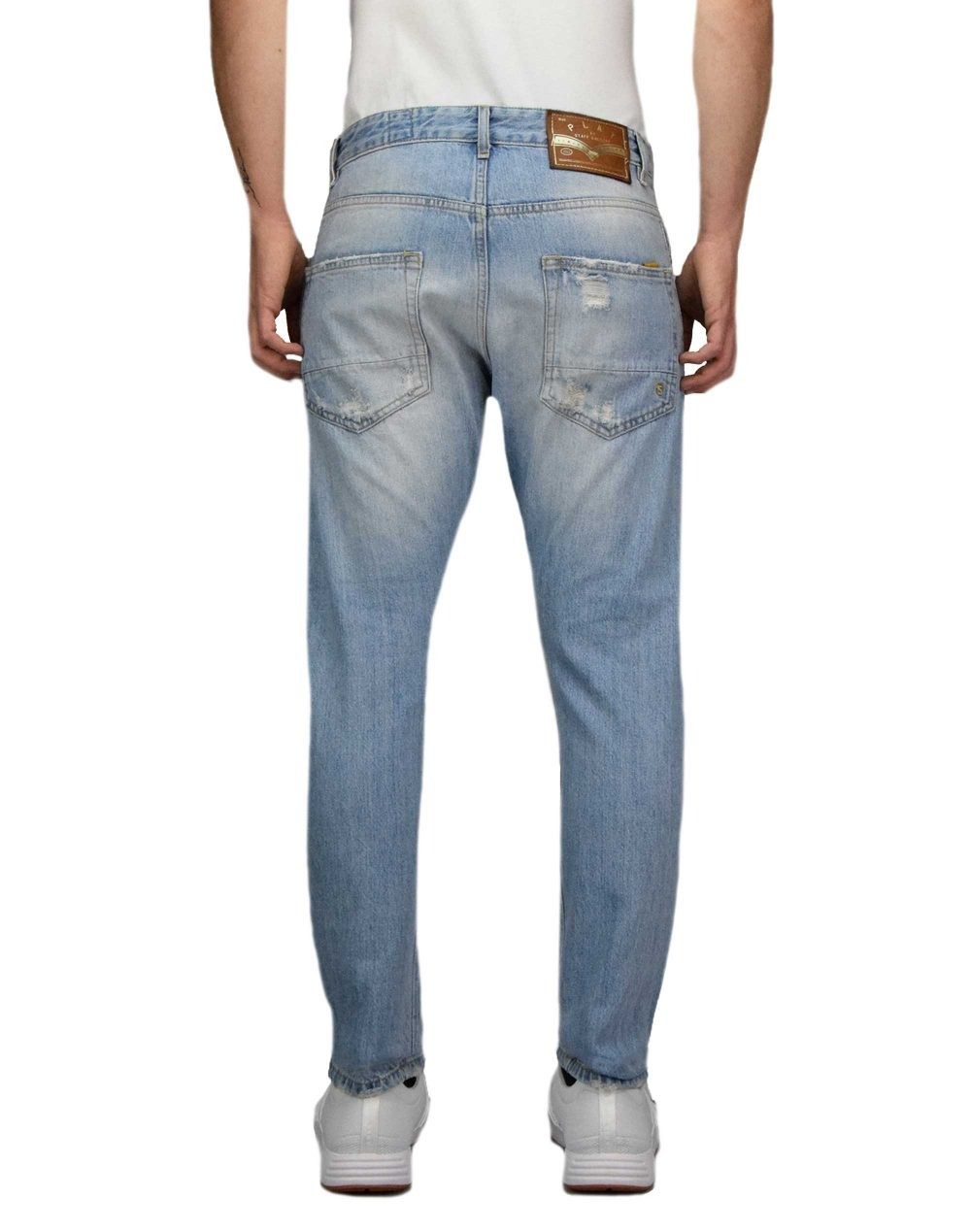 Staff Arion Loose Fit (5-835.559.PS4.043) Blue Denim Bleach