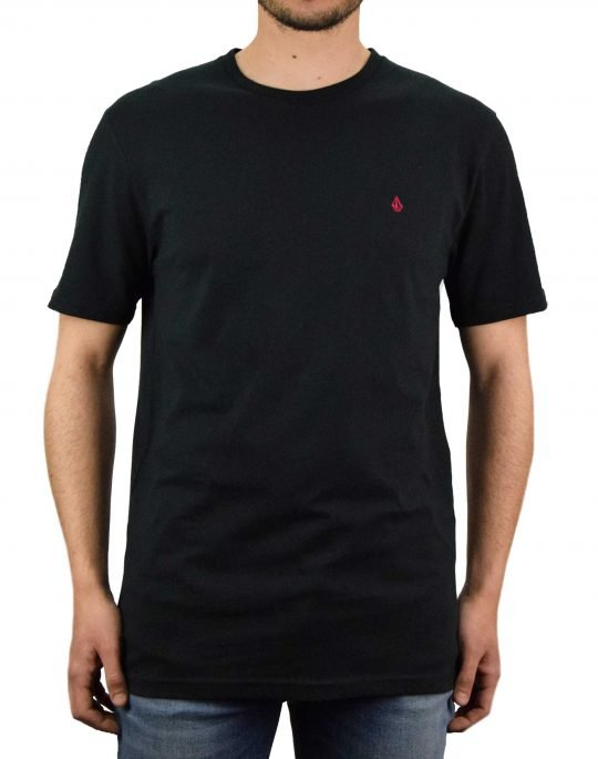 Volcom Stone Blanks BSC Tee (A3512056 BLK) Black