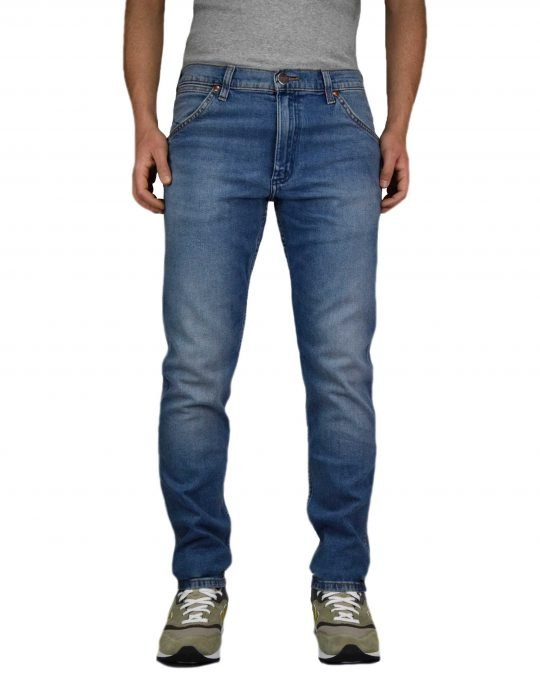 Wrangler 11 Men Western Zipper (W1MZUH10K) 3 Years Denim