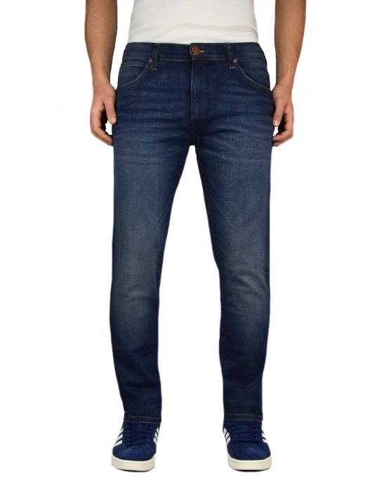 Wrangler Larston Slim Tapered (W18SQ250A) Blue Denim