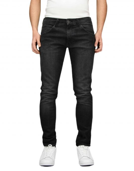Wrangler Like A Champ Skinny (W14XHT120) Black Denim