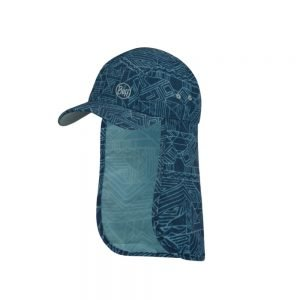 Buff Bimini Cap (122548.779.10.00) Kasai Night Blue