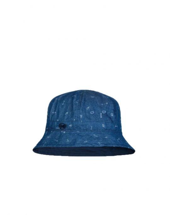 Buff Bucket Hat (120041.788.10.00) Arrows Denim