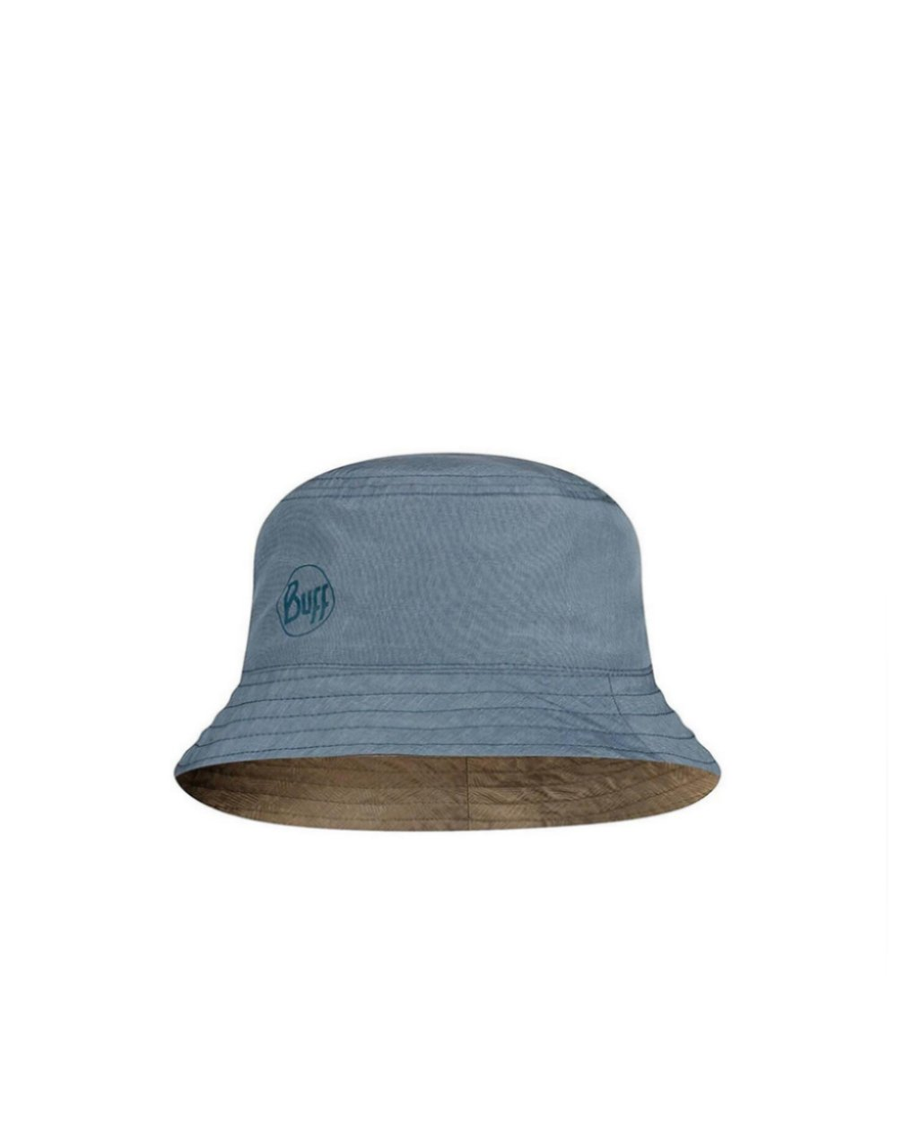 Buff Travel Bucket Hat (122592.707.25.00) Zadok Blue