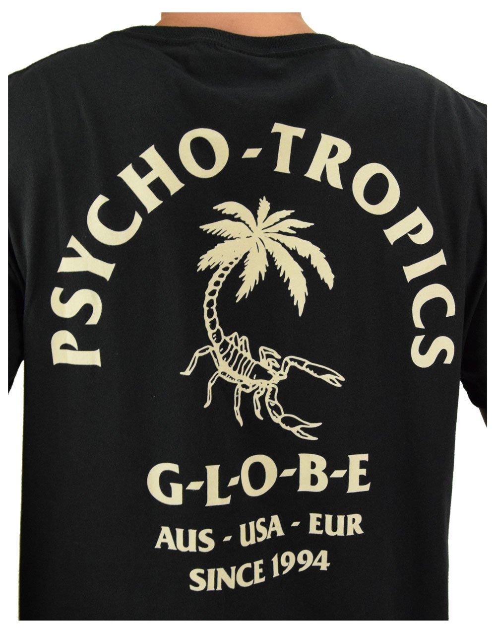 Globe Arch Tee (GB01920002) Black