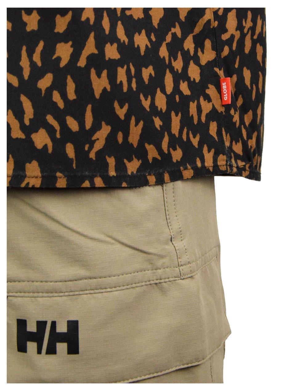 Globe Wild Life Shirt (GB01914009) Bronze