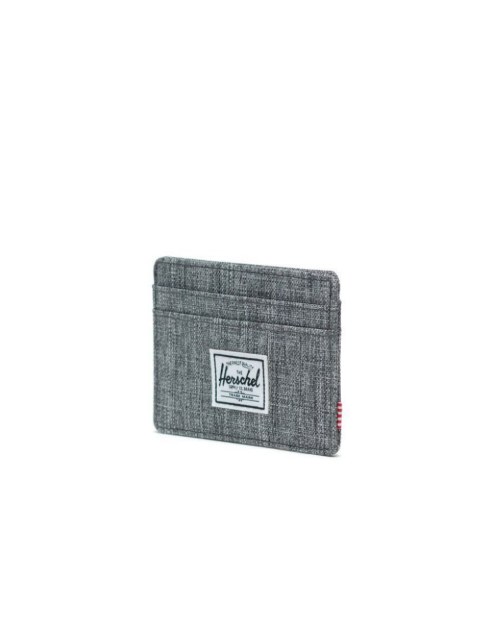 Herschel Supply Charlie RFID (10360-00919) Raven Crosshat