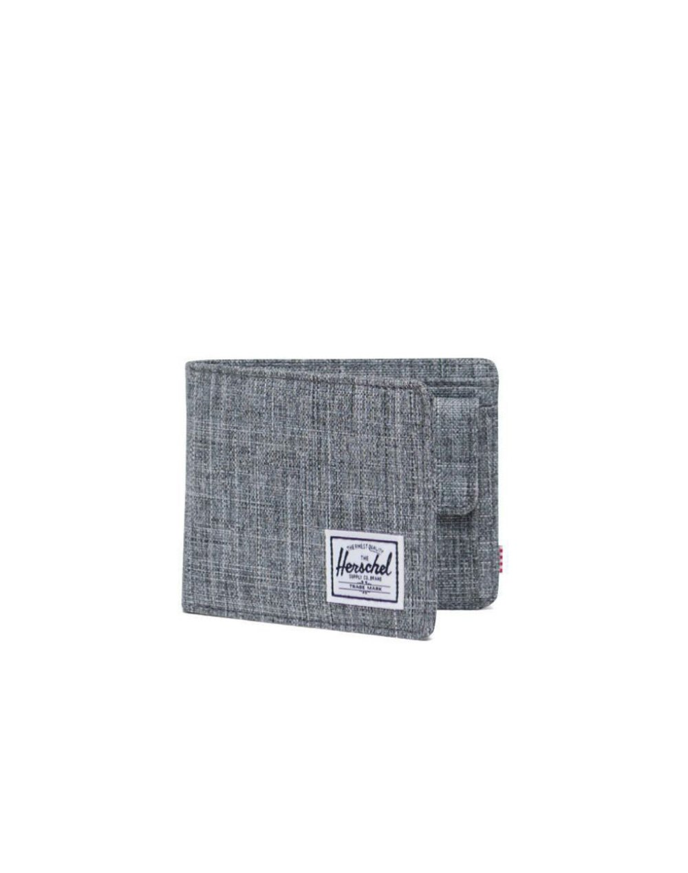 Herschel Supply Roy C RFID (10766-00919) Raven Crosshatch