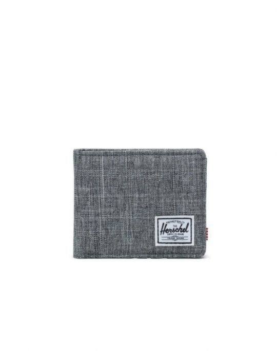 Herschel Supply Roy RFID (10363-00919) Raven Crosshat