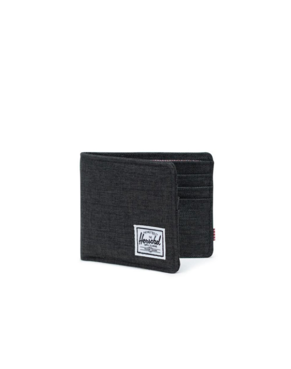 Herschel Supply Roy RFID (10363-02090) Black Crosshat