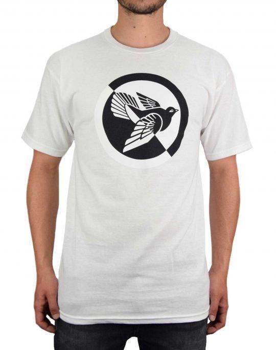 Obey Split Dove Basic Tee (163082214) White