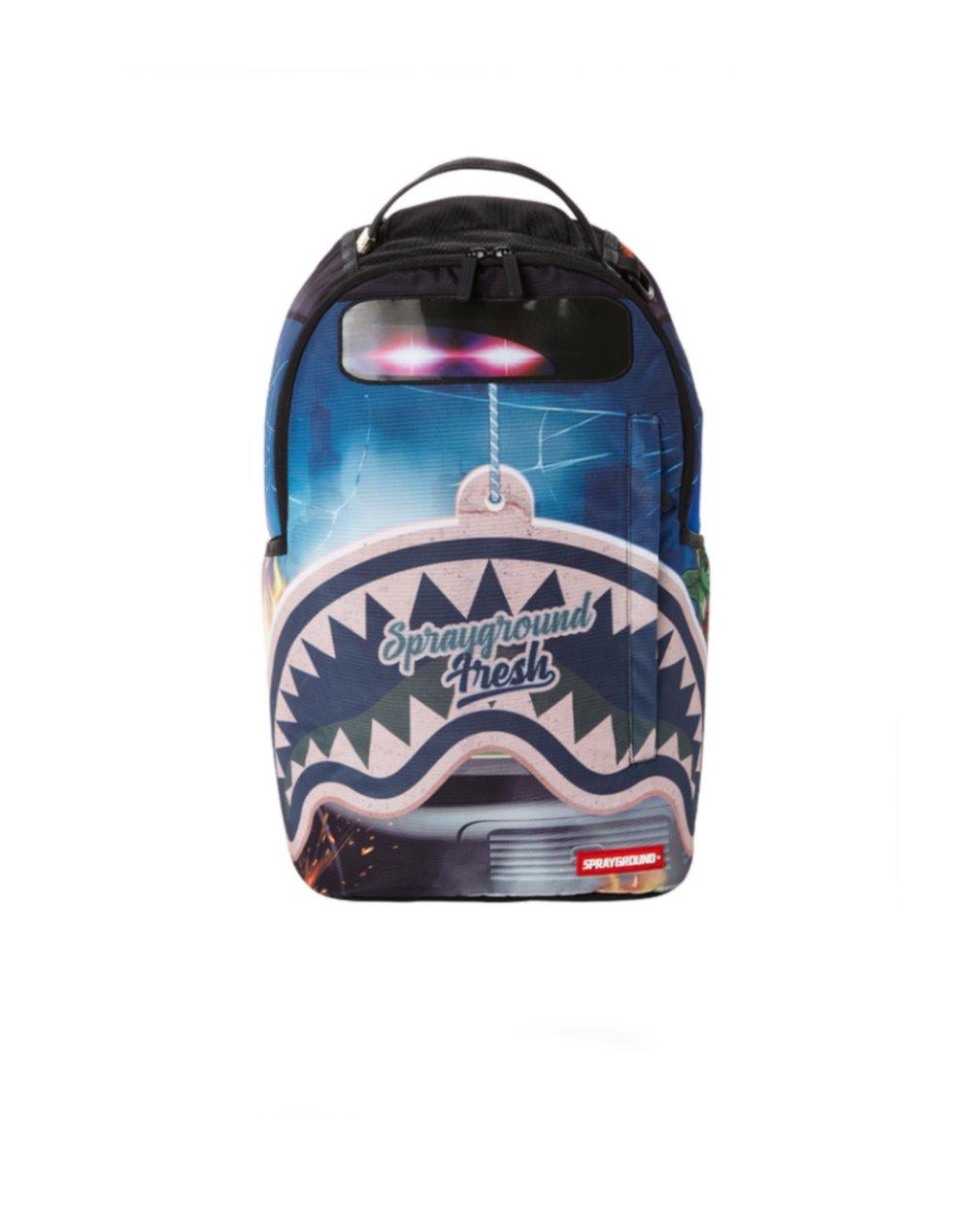 Sprayground Grand Theft Auto Shark Backpack (B2770)