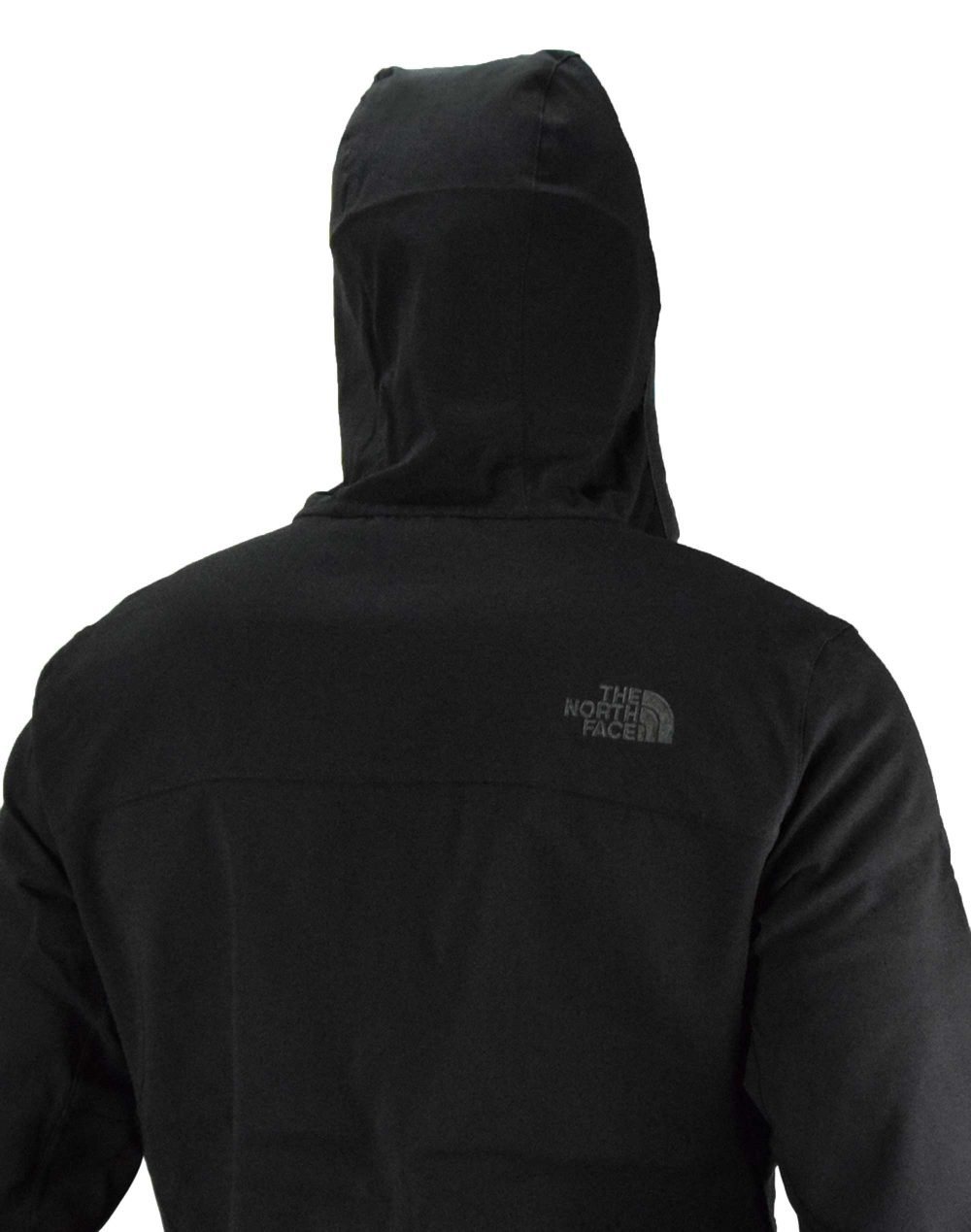 The North Face Nimble Hoodie Jacket (NF0A2XLBJK31) Black