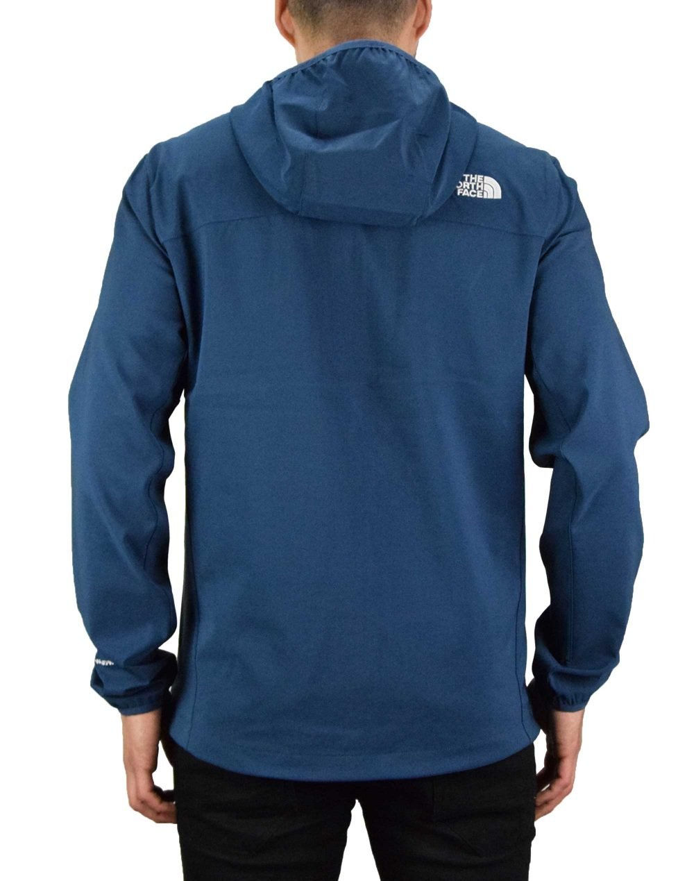 The North Face Nimble Hoodie Jacket (NF0A2XLBN4L1) Blue Wing Teal