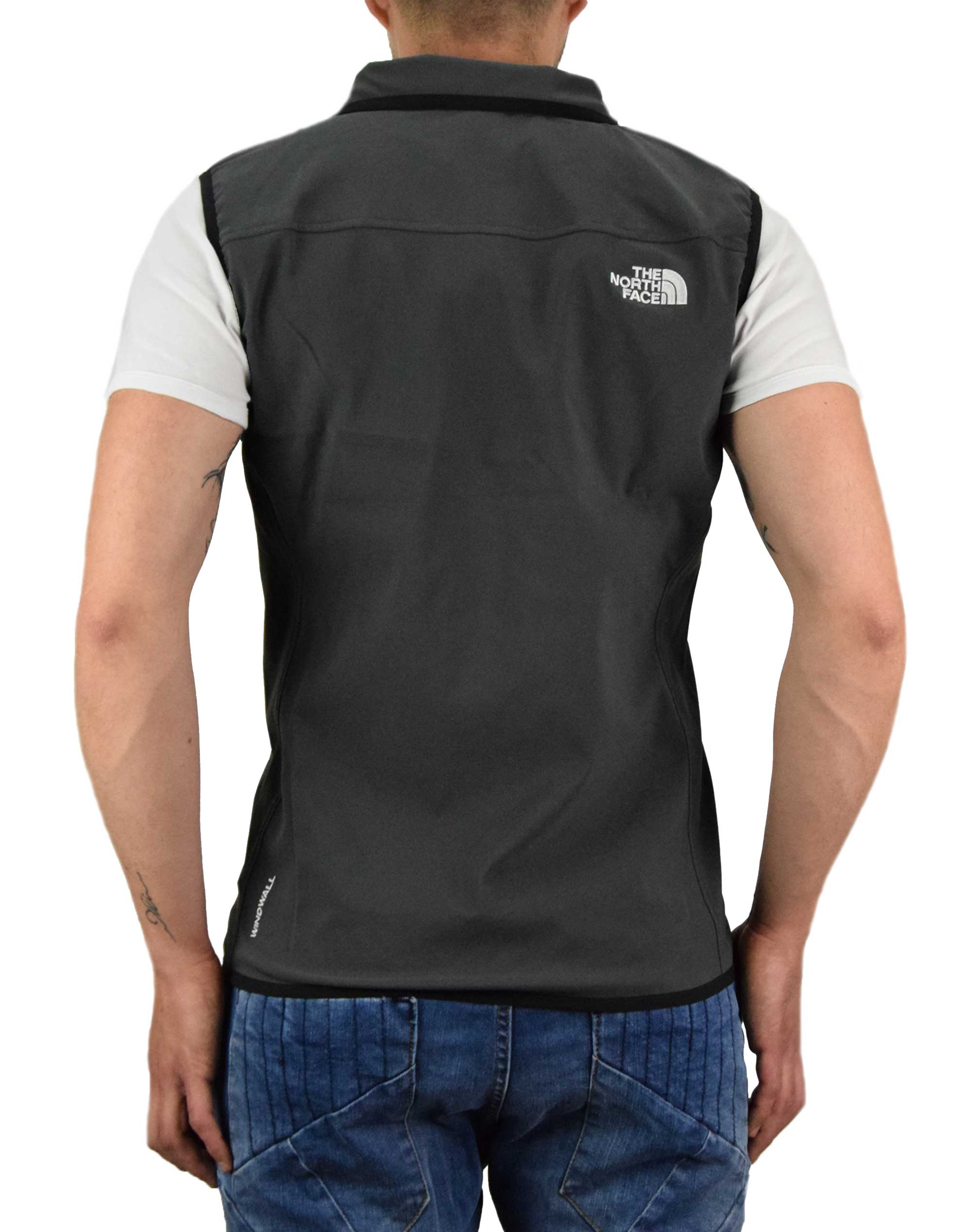 The North Face Nimble Vest (NF0A49550C51) Asphalt Grey